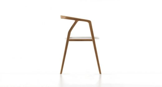 Thelos - Olea chair (Walnut wood - Design Alone 231) lat